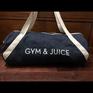 Private party w Peta Murgatroyd gym bag brand new